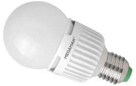This is a 10.5 W 26-27mm ES/E27 Standard GLS bulb that produces a Warm White (830) light which can be used in domestic and commercial applications