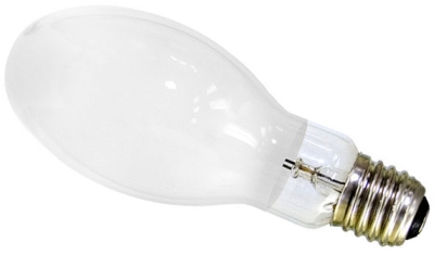 This is a 500W 39-40mm GES/E40 Eliptical bulb that produces a White (835) light which can be used in domestic and commercial applications