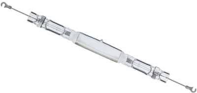 This is a 2000W Cable Double Ended bulb that produces a Cool White (840) light which can be used in domestic and commercial applications