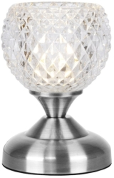 This is a G9 (9mm Apart) bulb which can be used in domestic and commercial applications