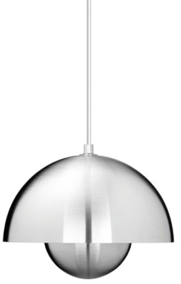 This is a Chrome finish light fitting that has a diameter of 200 mm and takes a Screw In light bulb produced by MiniSun