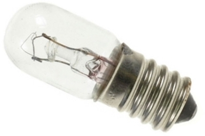 This is a 7-10W 14mm SES/E14 Miniature bulb that produces a Warm White (830) light which can be used in domestic and commercial applications