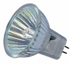 This is a 10W GU4/GZ4 Reflector/Spotlight bulb that produces a Warm White (830) light which can be used in domestic and commercial applications