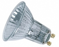 This is a 35 W GU10 Reflector/Spotlight bulb that produces a Very Warm White (827) light which can be used in domestic and commercial applications