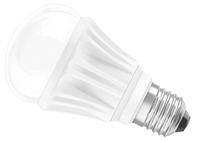 This is a 13.5 W 26-27mm ES/E27 Standard GLS bulb that produces a Very Warm White (827) light which can be used in domestic and commercial applications
