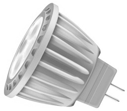 This is a 3.7 W GU4/GZ4 Reflector/Spotlight bulb that produces a Warm White (830) light which can be used in domestic and commercial applications