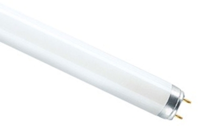 This is a 18 W G13 bulb that produces a White (835) light which can be used in domestic and commercial applications