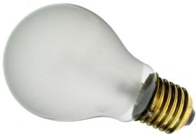 This is a 75W 26-27mm ES/E27 Standard GLS bulb which can be used in domestic and commercial applications
