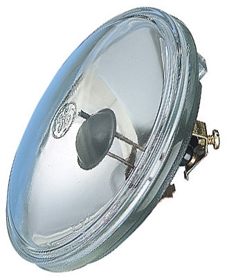 This is a 650W Screw Terminal Reflector/Spotlight bulb which can be used in domestic and commercial applications