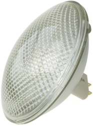 This is a 600W Screw Terminal Reflector/Spotlight bulb which can be used in domestic and commercial applications