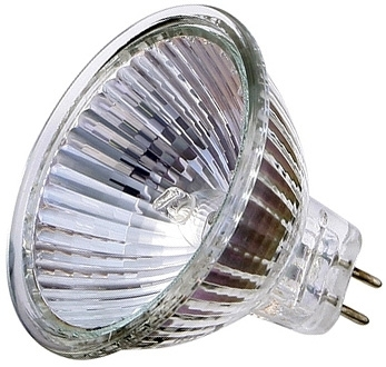 This is a 45W GX5.3/GU5.3 Reflector/Spotlight bulb that produces a Warm White (830) light which can be used in domestic and commercial applications
