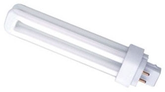 This is a 18W G24Q-2 Multi Tube bulb that produces a Warm White (830) light which can be used in domestic and commercial applications