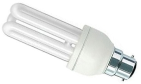 This is a 23W 22mm Ba22d/BC bulb which can be used in domestic and commercial applications