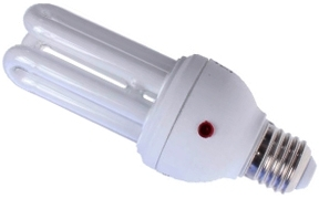 This is a 15W 26-27mm ES/E27 Multi Tube bulb that produces a Warm White (830) light which can be used in domestic and commercial applications