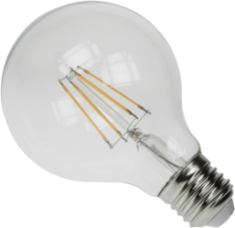This is a 4 W 26-27mm ES/E27 Globe bulb that produces a Very Warm White (827) light which can be used in domestic and commercial applications