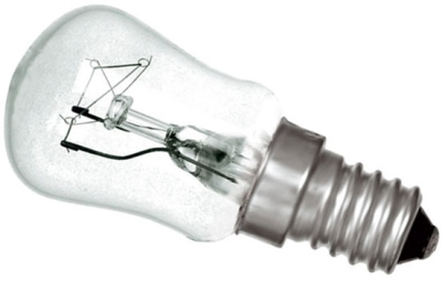 This is a 6W 12mm E12 Pygmy bulb that produces a Clear light which can be used in domestic and commercial applications