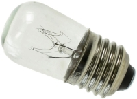 This is a 25W 26-27mm ES/E27 Pygmy bulb that produces a Clear light which can be used in domestic and commercial applications