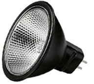 This is a 20W Reflector/Spotlight bulb that produces a Warm White (830) light which can be used in domestic and commercial applications