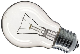 This is a 60W 26-27mm ES/E27 bulb which can be used in domestic and commercial applications