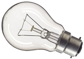 This is a 150W 22mm Ba22d/BC bulb which can be used in domestic and commercial applications