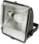 This is a Commercial Sodium Flood Lights