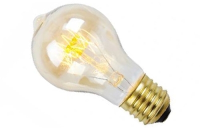 This is a 40 W 26-27mm ES/E27 Standard GLS bulb that produces a Very Warm White (827) light which can be used in domestic and commercial applications