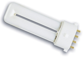 This is a 11 W 2G7 Multi Tube bulb that produces a Warm White (830) light which can be used in domestic and commercial applications