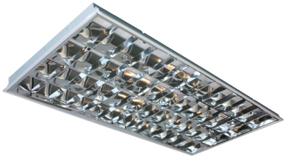 This is a light fitting produced by Red Arrow