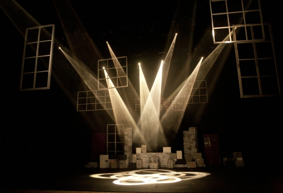 How Are Theatre Lights Different From Home Lighting?