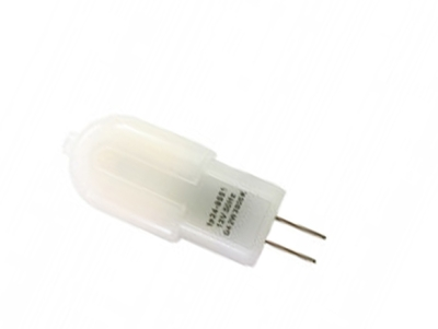 tp24 2W Frosted G4 LED Capsule Warm White (20W Equivalent)