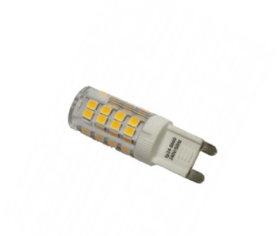 tp24 3W Clear G9 Silicon LED Capsule Warm White (40W Equivalent)