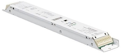 This is a High Frequency (Dimmable) ballast designed to run 28W lamps which is part of our control gear range