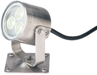This is a 9W bulb that produces a White (835) light which can be used in domestic and commercial applications
