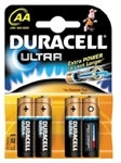 This is a Duracell Ultra Power Batteries