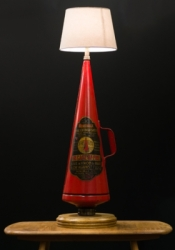 This is a light fitting produced by Bulldog Vintage