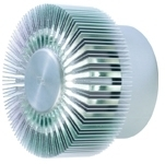 This is a 1 W bulb that produces a Blue light which can be used in domestic and commercial applications