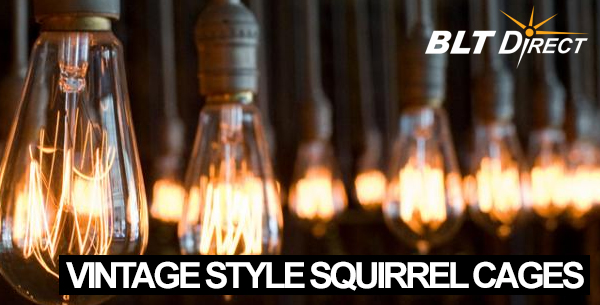 Vintage Light Bulbs From BLT Direct