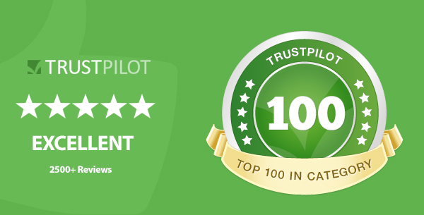 BLT Direct Trust Pilot Rating